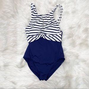 NWOT Tommy Bahama one piece swimsuit 8